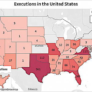 A Snapshot in Time: The U.S. Reaches 1500 Executions
