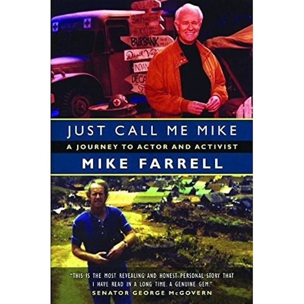 """BOOKS: """"Just Call Me Mike: A Journey to Actor and Activist"""""""