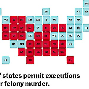 ACLU Article Explores the Use of the Death Penalty Against Those Who Have Not Killed