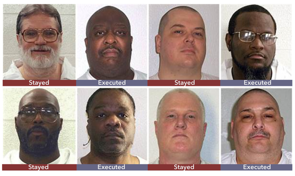 Background on Arkansas April 2017 Executions