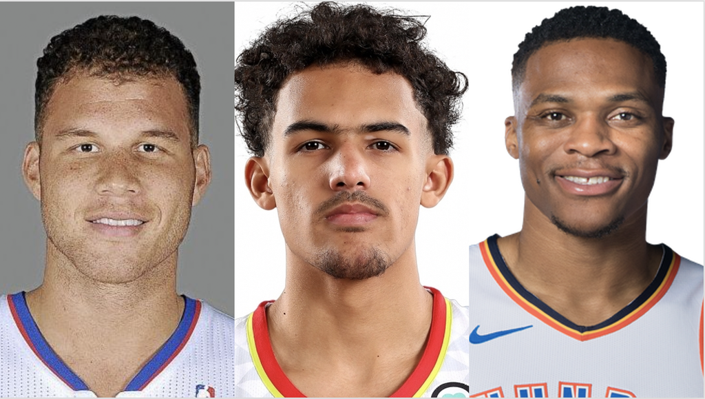 NBA stars Blake Griffin and Trae Young — both of whom attended the University of Oklahoma — and Russell Westbrook, who played eleven seasons with the Oklahoma City Thunder, have written letters to the Oklahoma Pardon and Parole Board and Governor Kevin Stitt seeking clemency for Julius Jones.