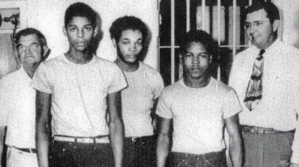 "70 Years Later, Florida Posthumously Pardons the ""Groveland Four"""