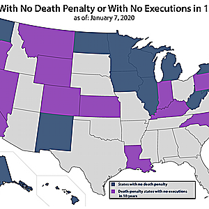 Louisiana Reaches Ten Years Without an Execution