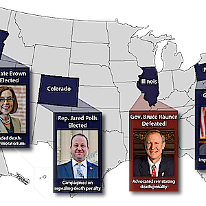 2018 Midterm Elections: Governors in Moratorium States Re-Elected, Controversial California D.A. Ousted