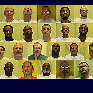 Ohio Executions Scheduled for 2017-2022