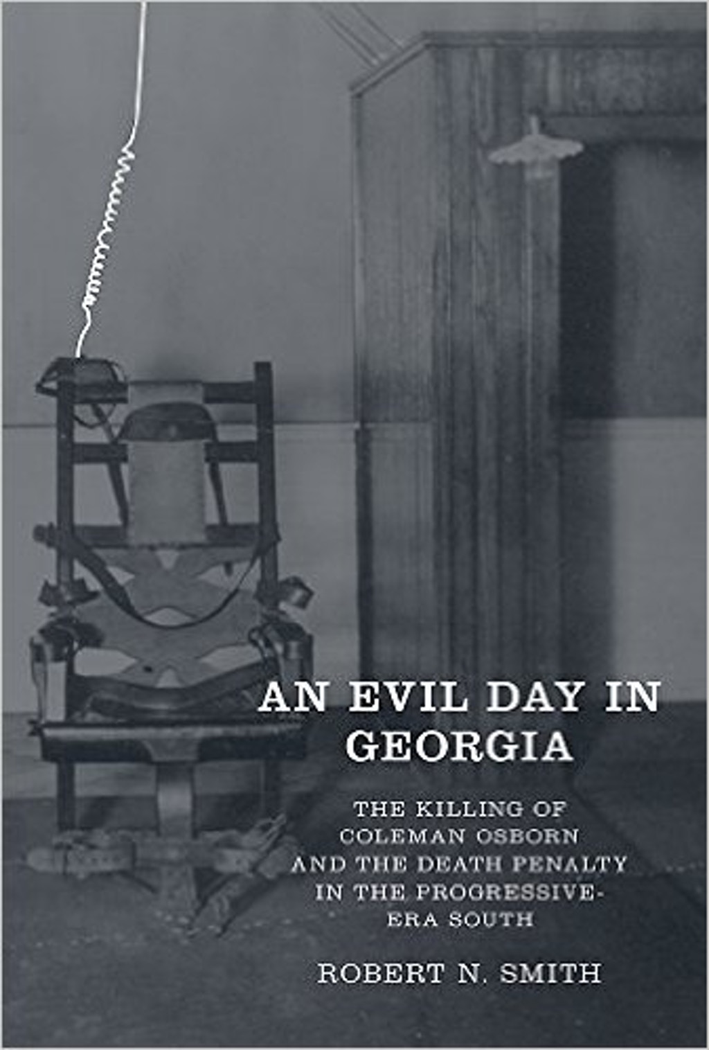 "BOOKS: ""An Evil Day in Georgia"""