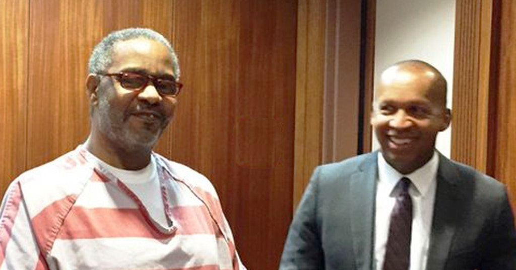 Death Row Exoneree Anthony Ray Hinton Shares His Story
