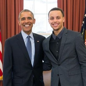 "NEW VOICES: Basketball Star Stephen Curry—""I Don't Believe in the Death Penalty"""
