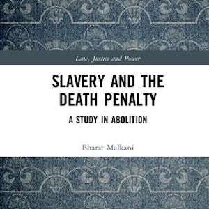 BOOK: Slavery and the Death Penalty
