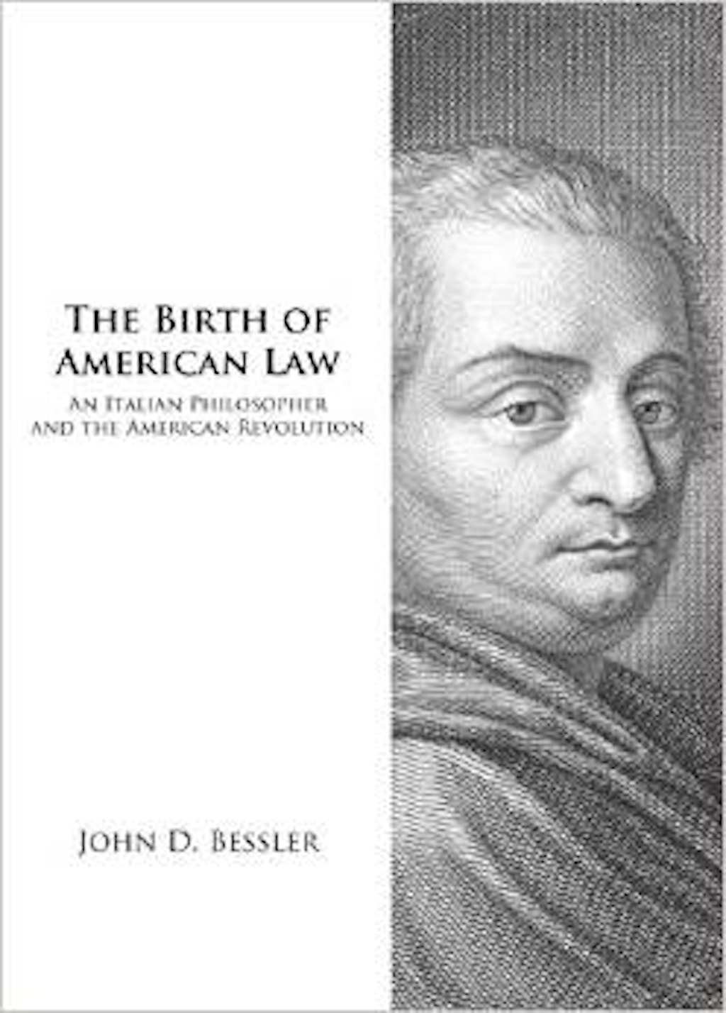 "BOOKS - CONSTITUTION DAY:  ""The Birth of American Law"""