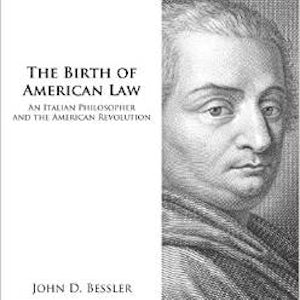 """BOOKS - CONSTITUTION DAY:  """"The Birth of American Law"""""""