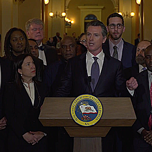 California Governor Announces Moratorium on Executions