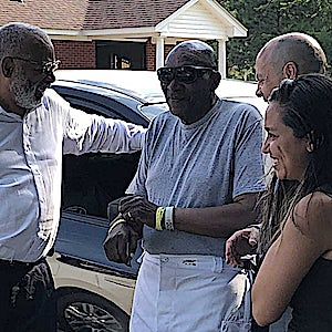 Former North Carolina Death-Row Prisoner Charles Ray Finch Freed After 43 Years