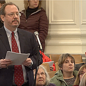 Committee on Criminal Justice and Public Safety, New Hampshire House of Representatives: Testimony on HB 455–Changing the penalty for capital murder to life imprisonment without the possibility for parole