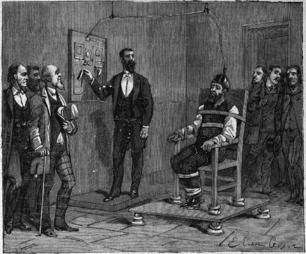 125 Years Ago, First Execution Using Electric Chair Was Botched