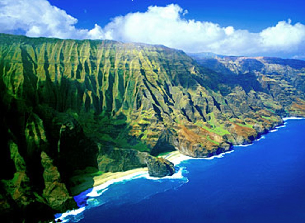 Na Pali Coast, Kauai. Photo by Julius Silver.