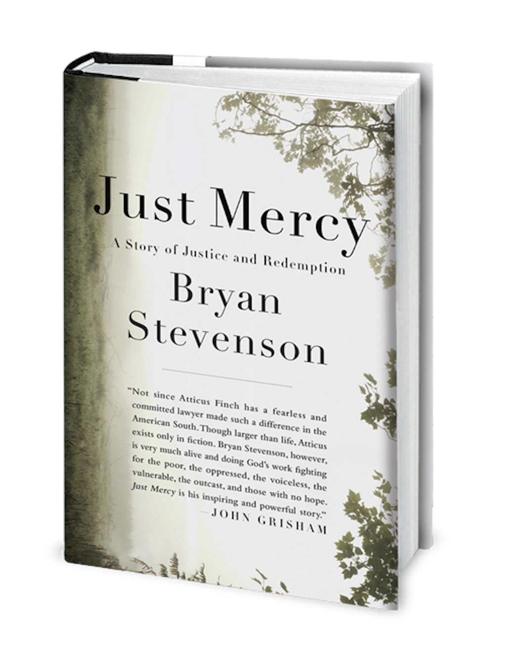 "BOOKS: ""Just Mercy"" by Bryan Stevenson"