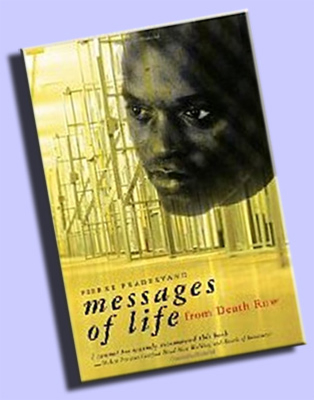 BOOKS: Messages of Life from Death Row