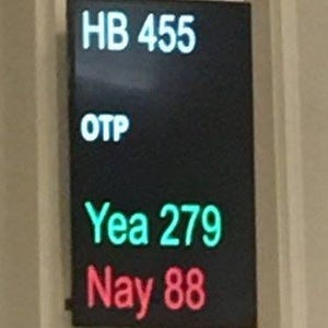 Veto-Proof Majority of New Hampshire House Votes to Repeal State's Death Penalty