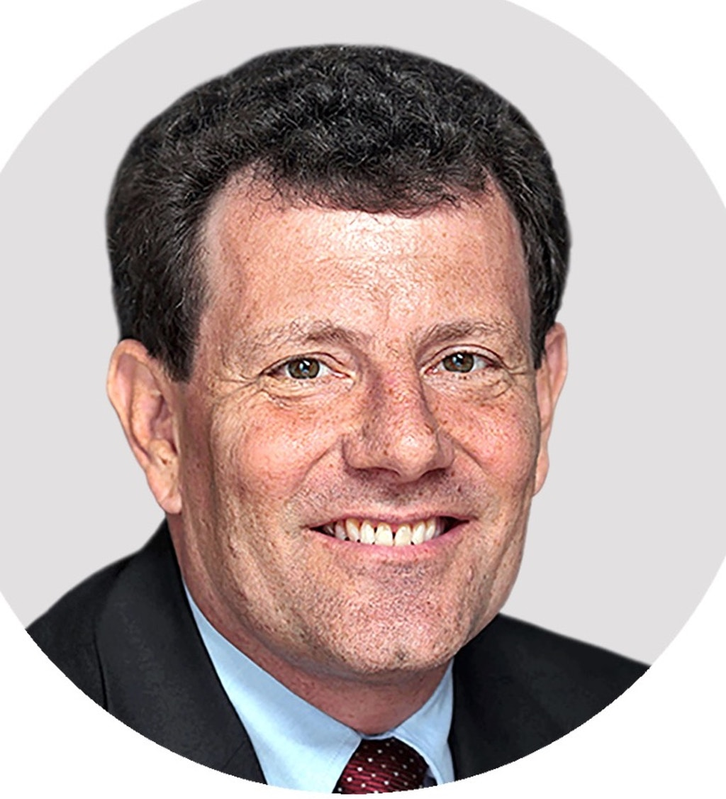 "New Podcast: Columnist Nicholas Kristof on ""The Framing of Kevin Cooper"""