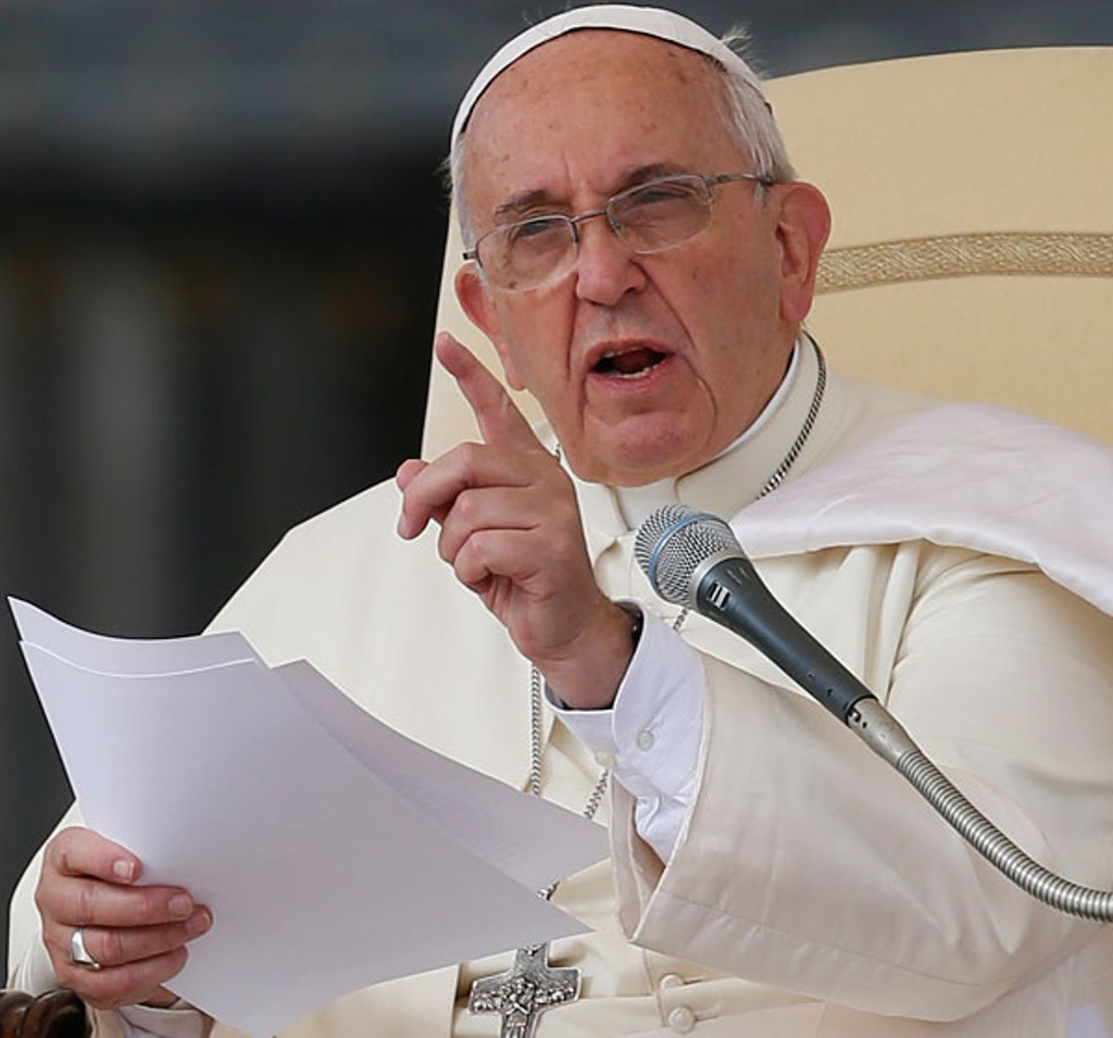 NEW VOICES: Pope Francis Calls for Abolition of Death Penalty