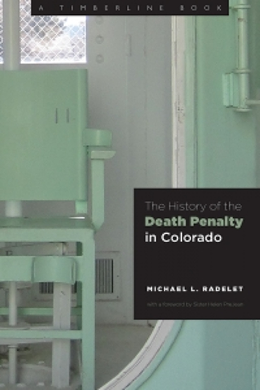 "BOOKS: ""The History of the Death Penalty in Colorado"""