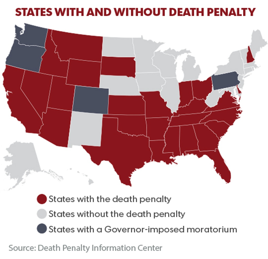 "USA Today Chronicles Declining Death Penalty: It ""May Be Living on Borrowed Time"""