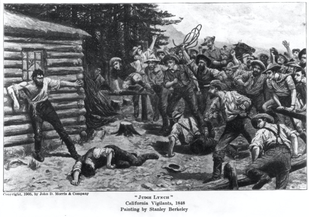 "Article Considers ""Frontier Justice"" and the West's Legacy of Lynching"