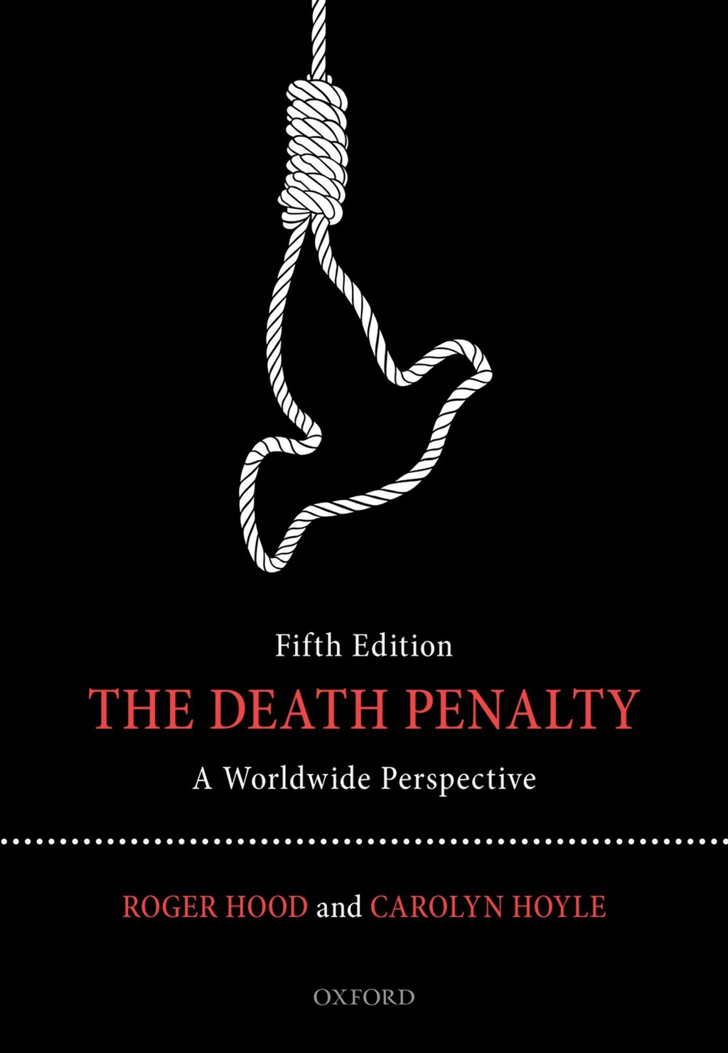 "BOOKS: ""The Death Penalty: A Worldwide Perspective"""