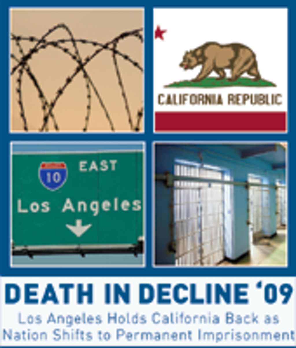 STUDIES: Death Sentences in California Show Arbitrariness of the System