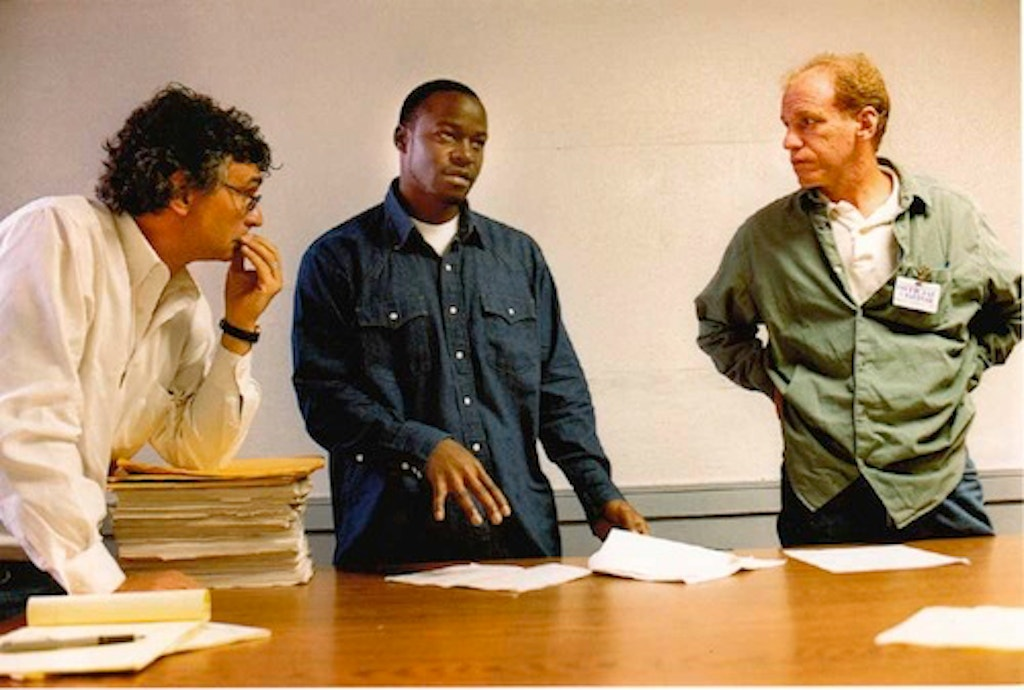 INNOCENCE: The Role of Journalists in Freeing An Innocent Man