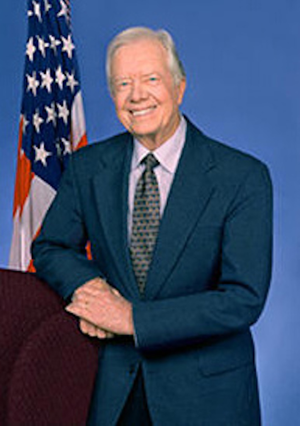 NEW VOICES: President Carter Calls for Halt to Executions