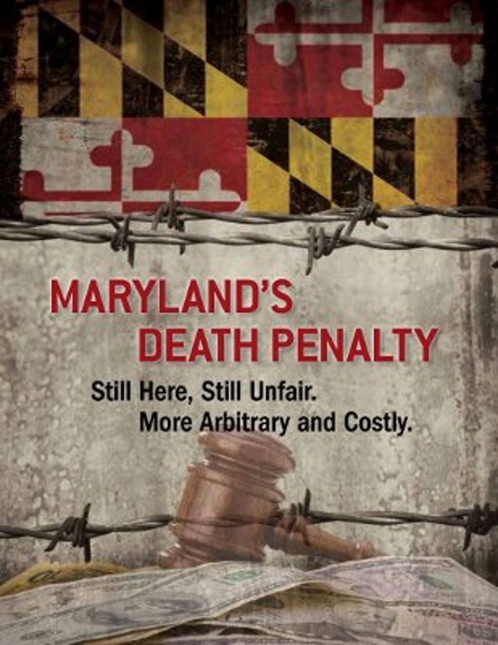 NEW RESOURCE: Legal Experts in Maryland Issue New Report on the State's Death Penalty
