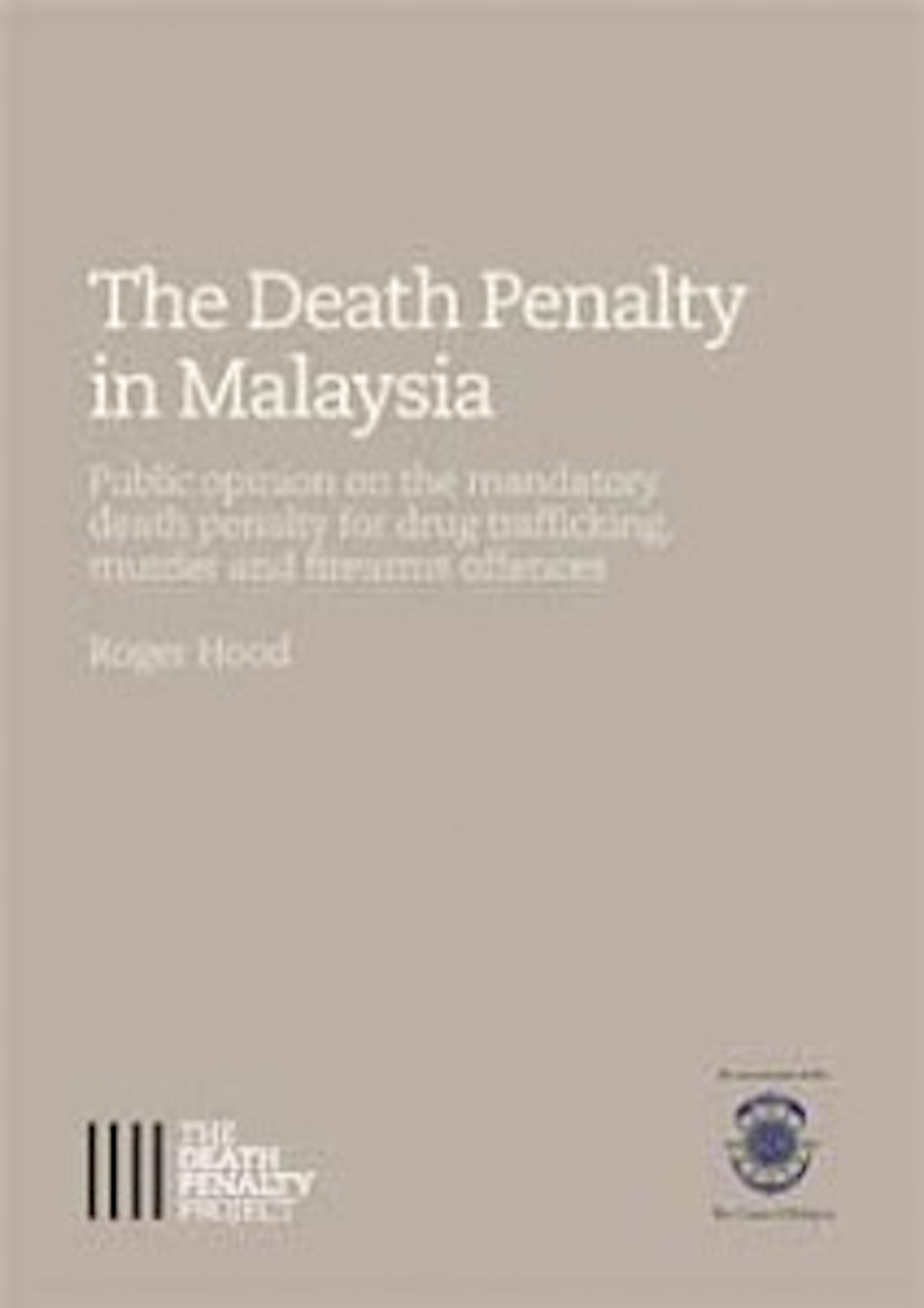 INTERNATIONAL: New Report on the Death Penalty in Malaysia