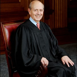 In New Book, Media Interviews, Justice Breyer Addresses International Opinion, Arbitrariness of Death Penalty