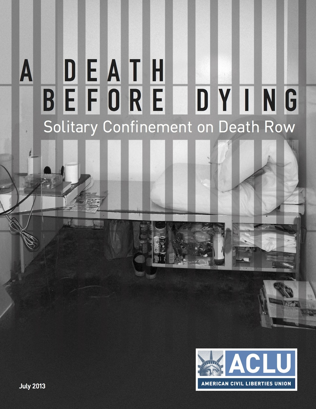 "STUDIES: ""A Death Before Dying: Solitary Confinement on Death Row"""