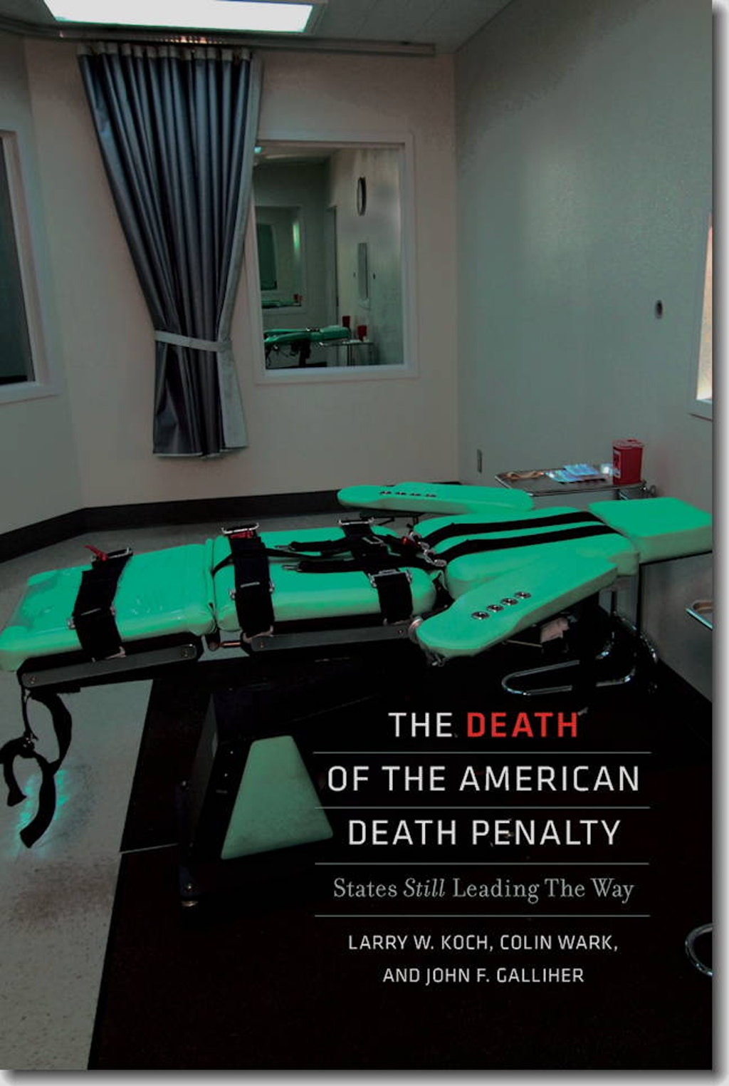 "BOOKS: ""The Death of the American Death Penalty"""