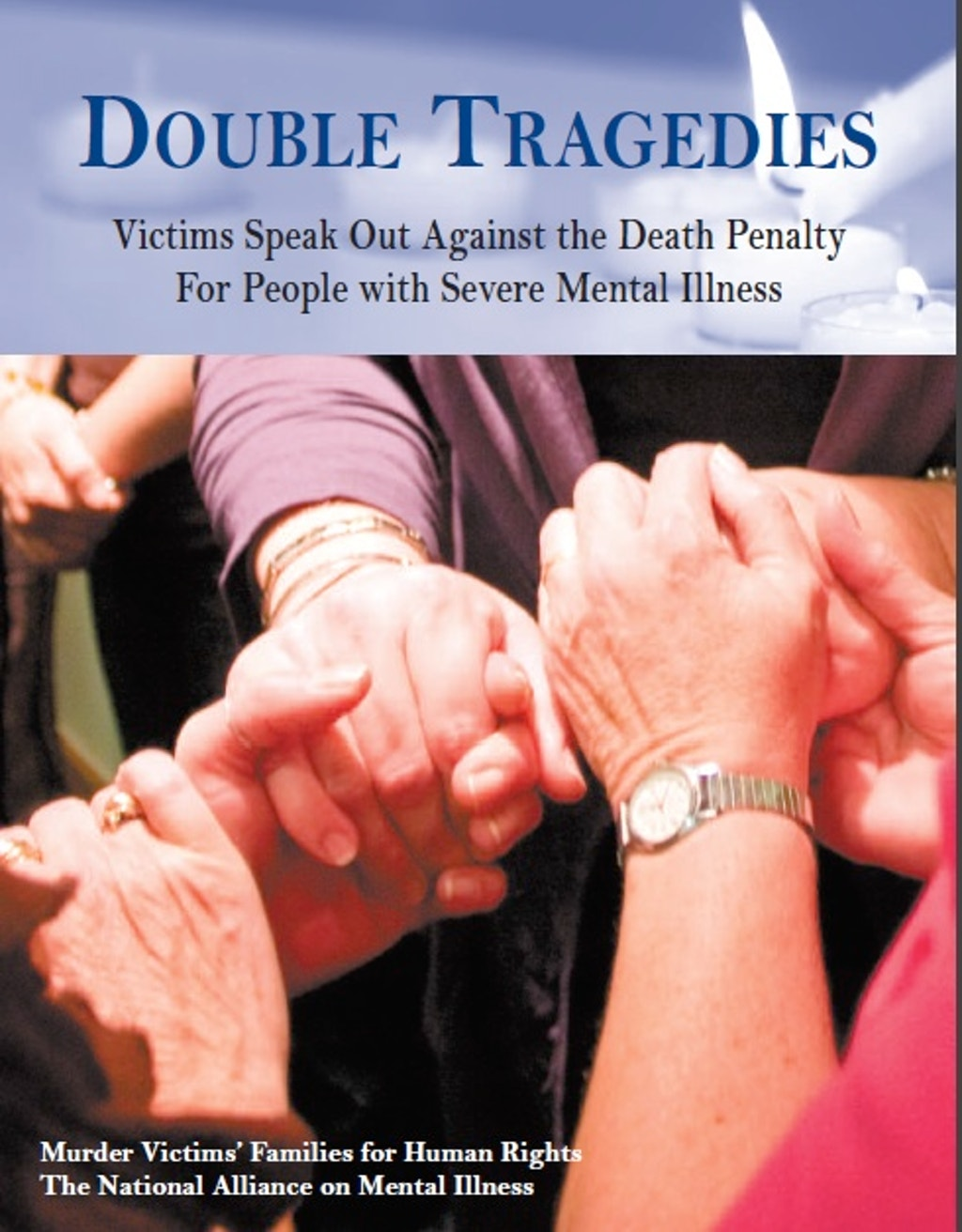 "STUDIES: ""Double Tragedies"": Mental Illness and the Death Penalty"