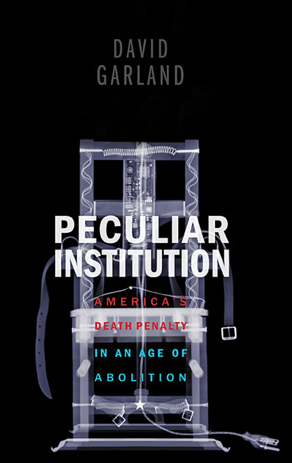 "BOOKS: ""Peculiar Institution: America's Death Penalty in an Age of Abolition"""