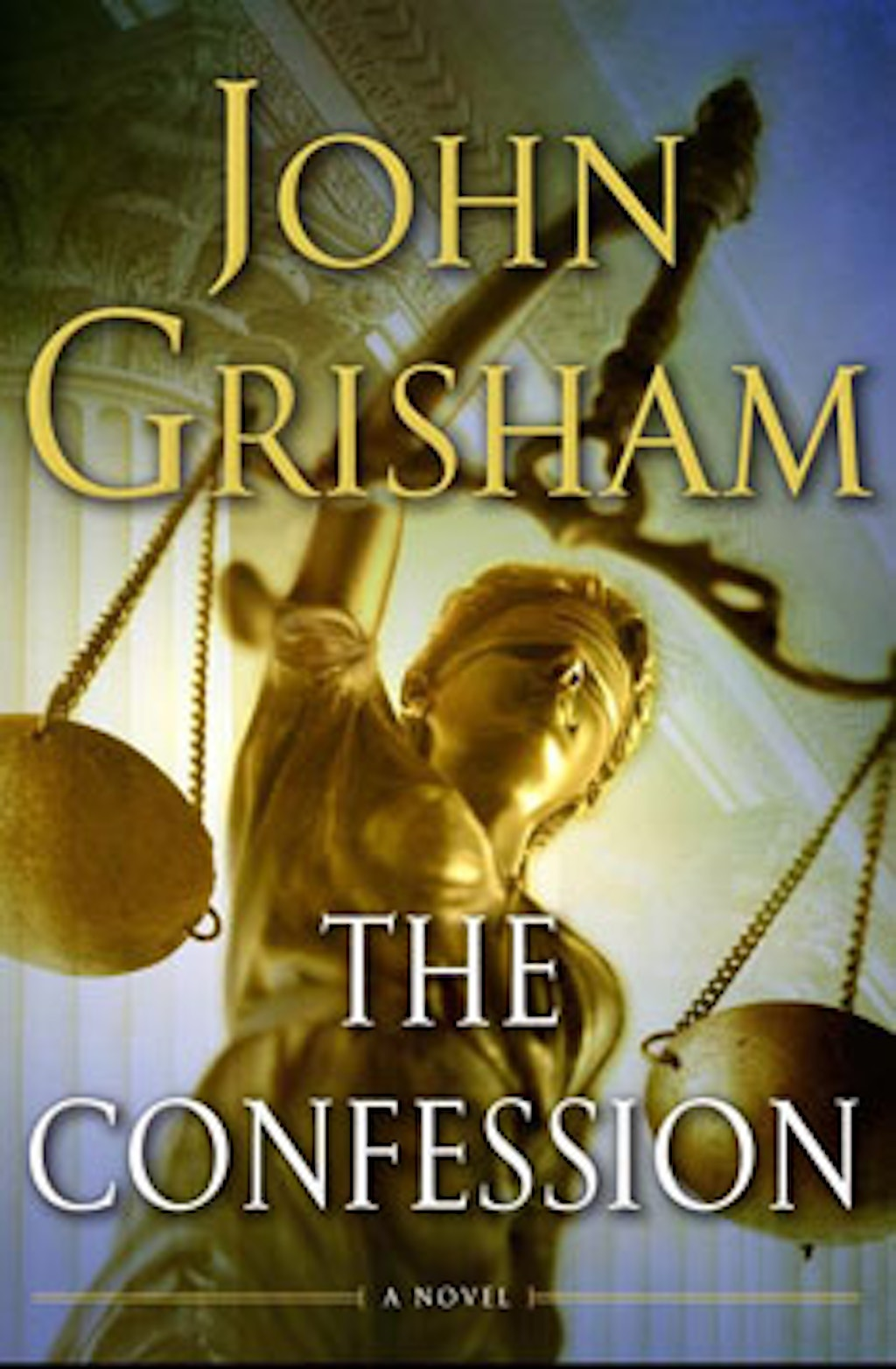 "BOOKS: ""The Confession"" by John Grisham"