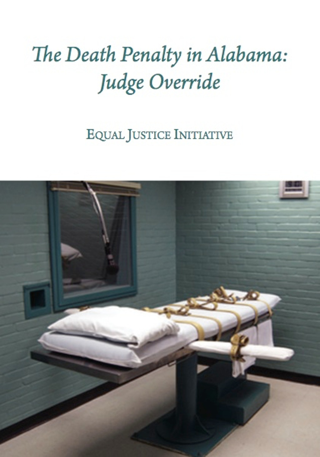 NEW RESOURCES: Judges in Alabama Imposing Death Sentences by Overriding Juries