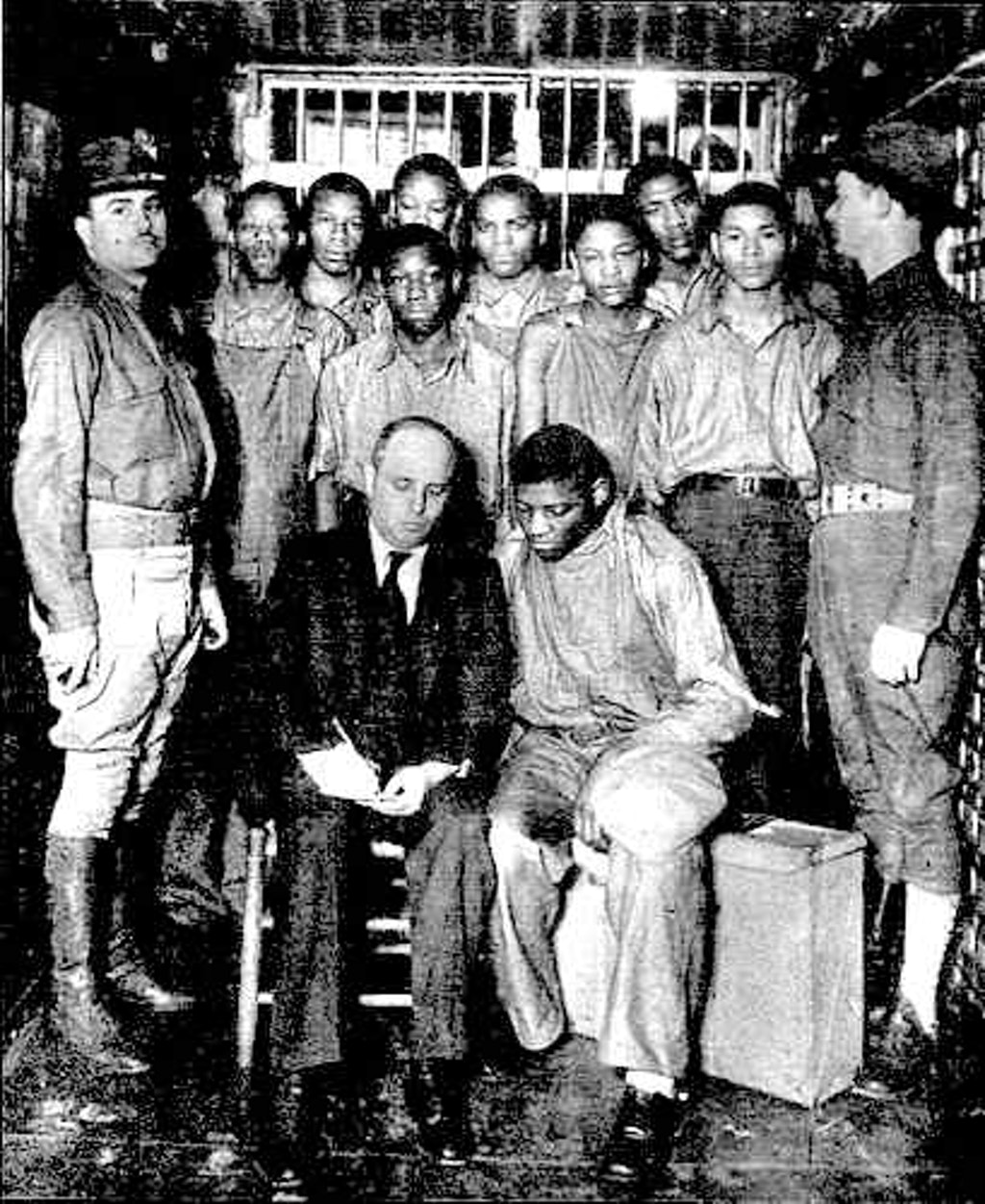 Alabama Pardons Scottsboro Boys--Former Death Row Inmates