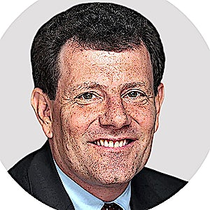 Columnist Nicholas Kristof on The Framing of Kevin Cooper