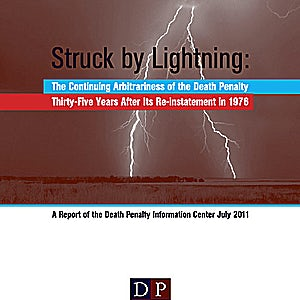 Struck by Lightning: The Continuing Arbitrariness of the Death Penalty Thirty-Five Years After Its Reinstatement in 1976
