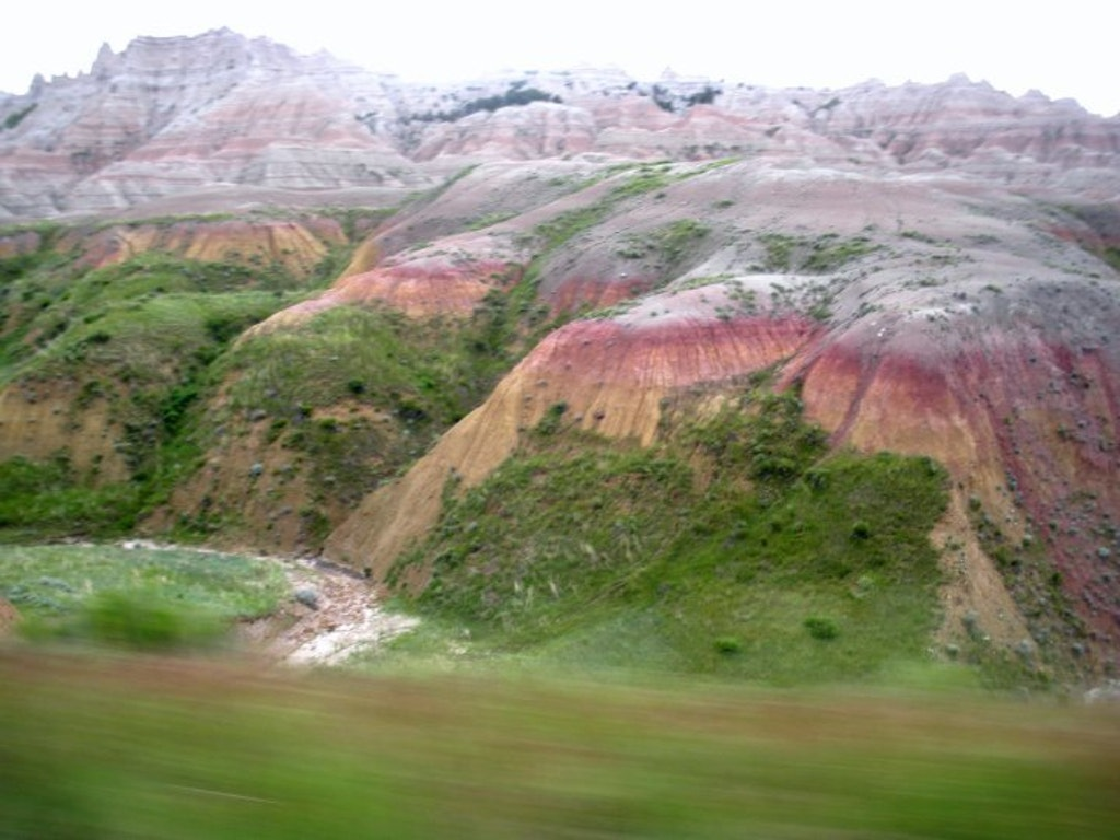 South Dakota Badlands. Photo by Travis Schultze.
