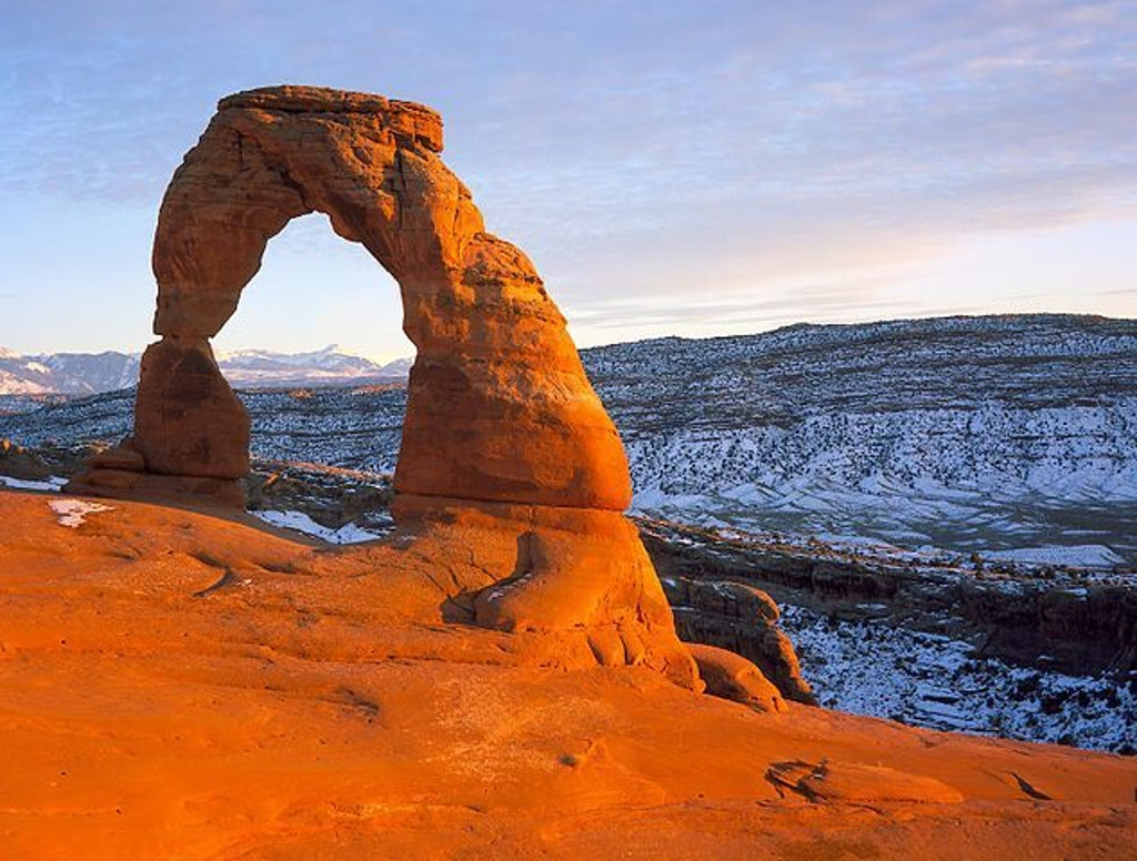 Arches National Park.  Photo by National Park Service.